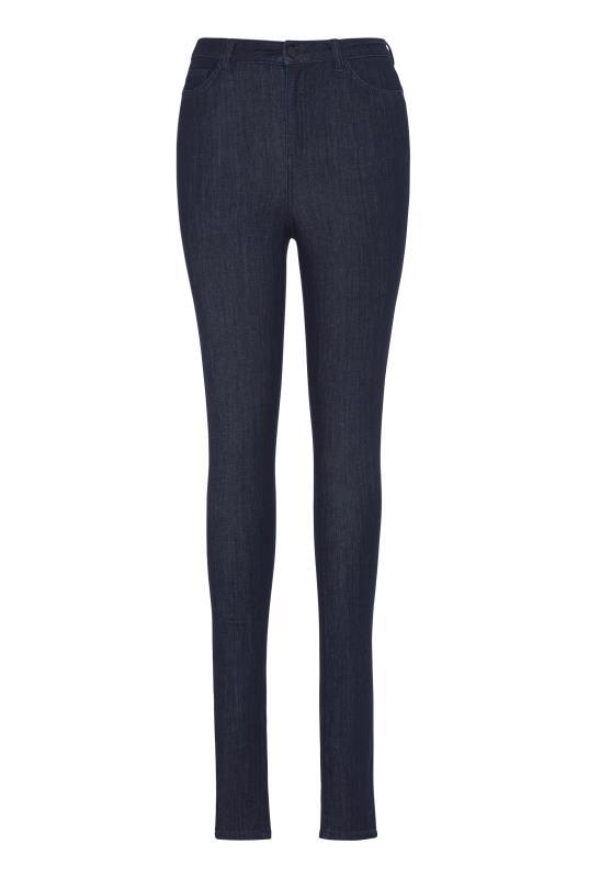 Dark Blue Stretch Skinny Jean