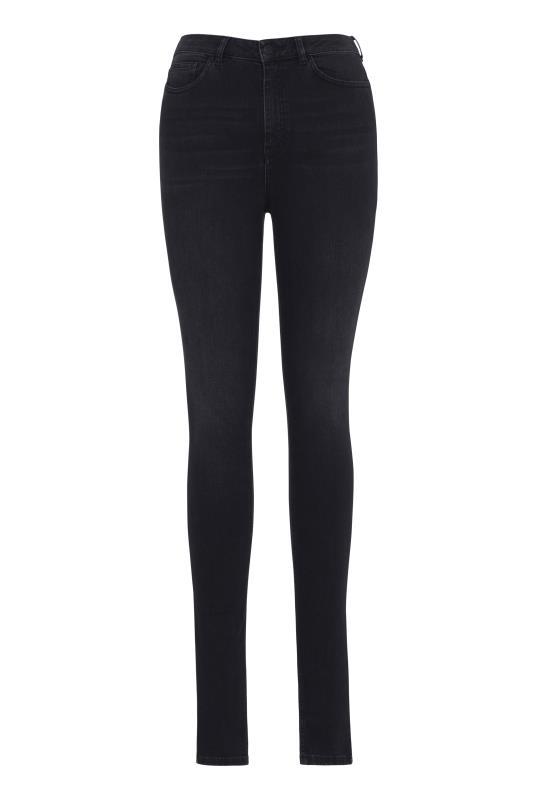 Black Ultra Stretch Skinny Jeans