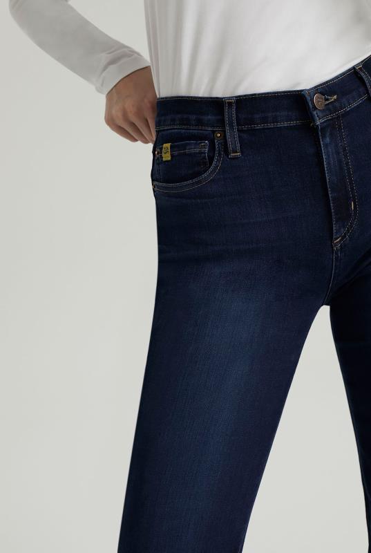 Yoga Jeans Chloe Straight Leg Namaste Jean
