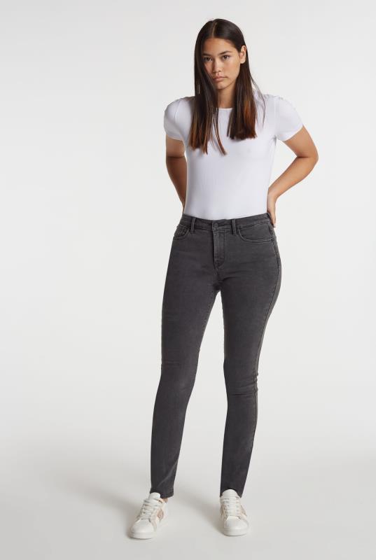 Tall Jeans NYDJ Alina Skinny Folsom Jean