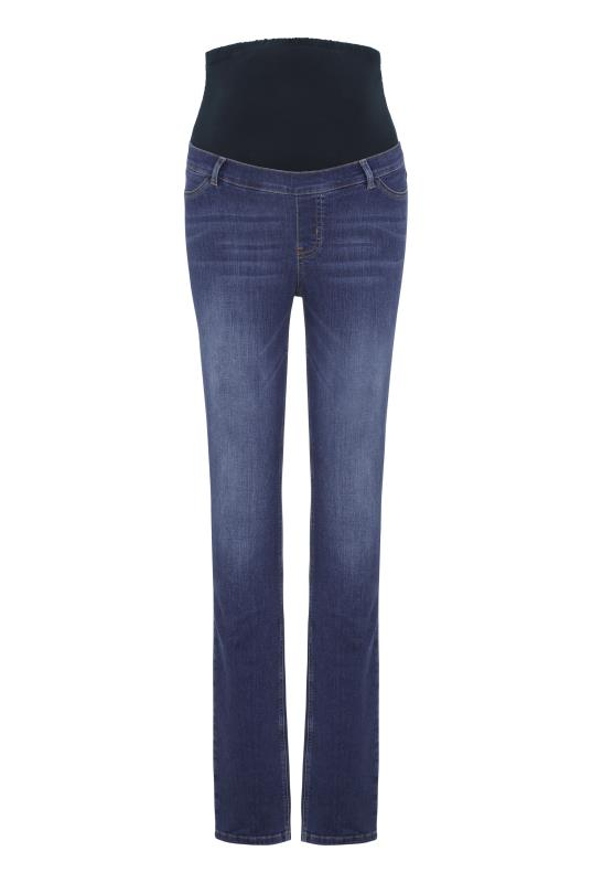 Indigo Blue Maternity Slim Fit Jeans