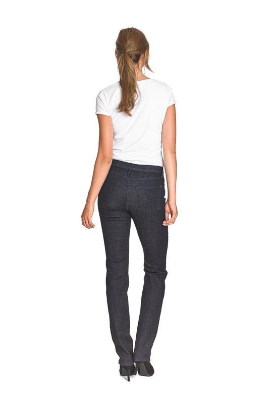 Yoga Jeans Straight Leg Vegas Wash By Second Denim