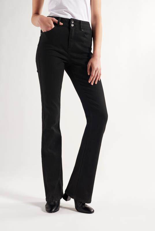 Sculpt High Rise Bootcut Jeans