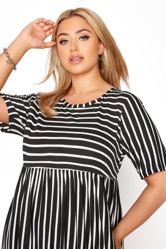 Black Stripe Midi Dress_D.jpg