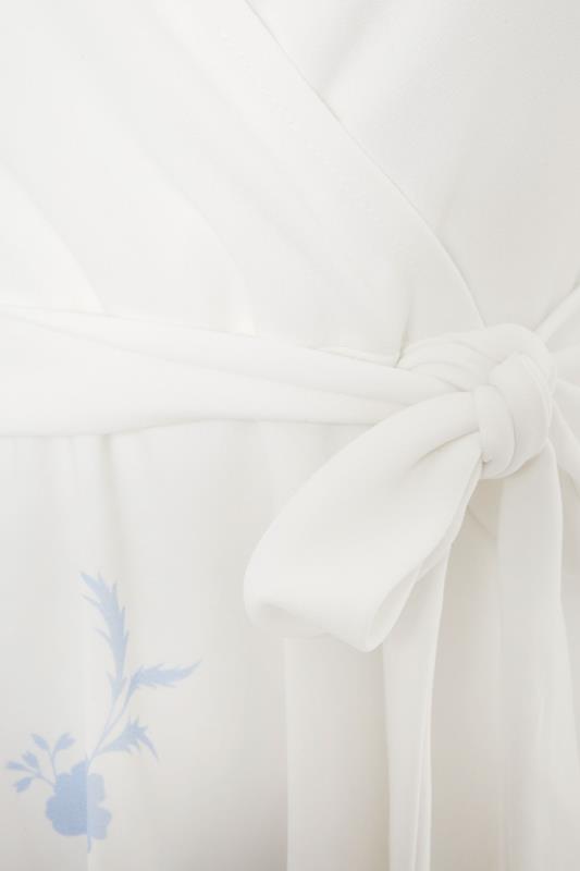 YOURS LONDON White Floral Border Skater Dress_D.jpg