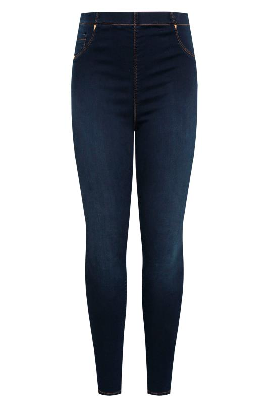Tall  LTS Indigo Blue JENNY Jeggings