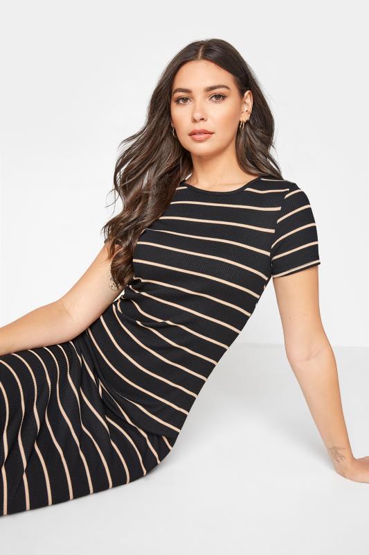 LTS Black Stripe Ribbed Dress_D.jpg