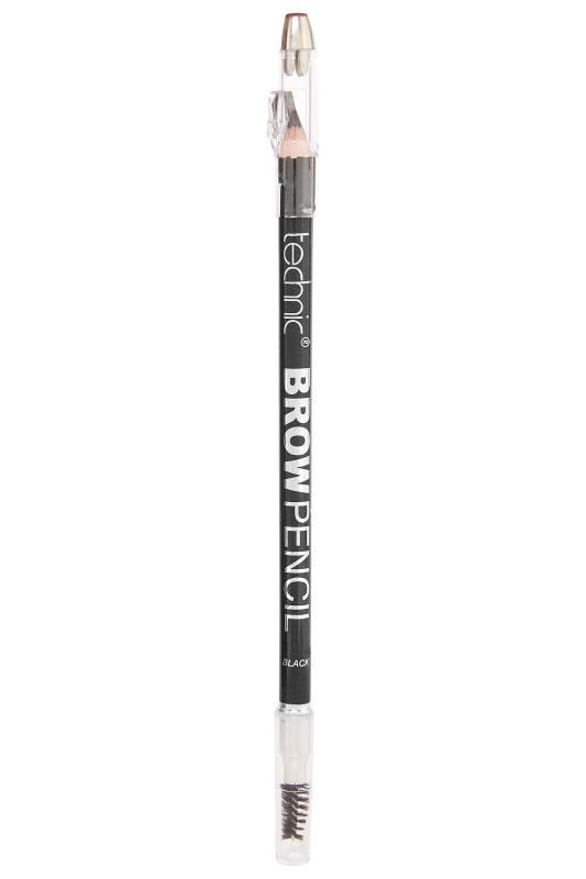 Plus Size  TECHNIC Black Brow Pencil