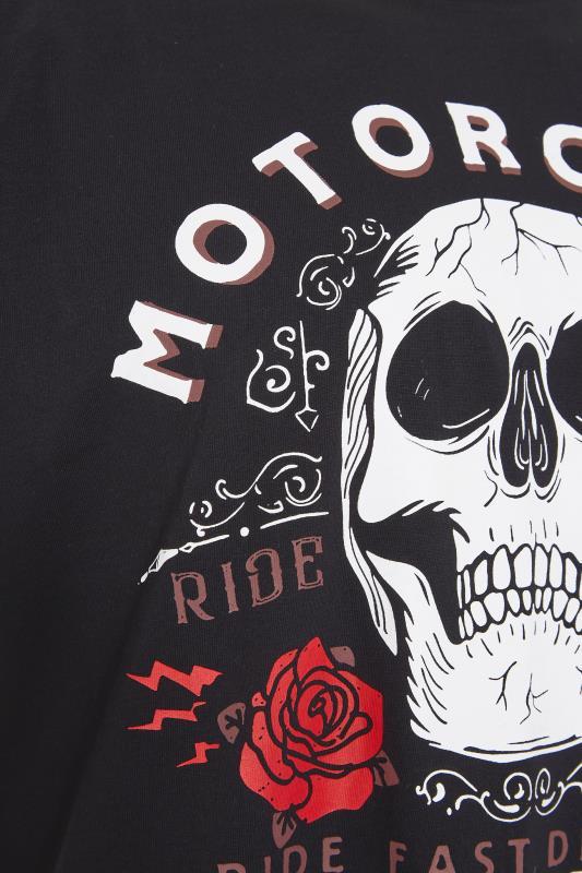 BadRhino Black Motorcycle Skull T-Shirt_s.jpg