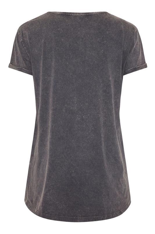 LTS Grey Acid Wash Heart Stud Slogan T-Shirt_BK.jpg