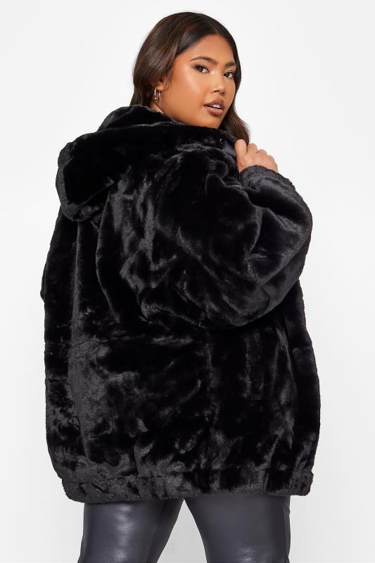 Black Faux Fur Oversized Jacket_42.jpg