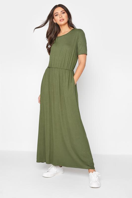 LTS Khaki Pocket Midaxi Dress_A.jpg