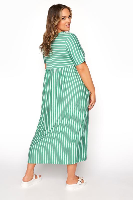 Emerald Green Stripe Dress_C.jpg