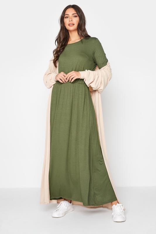 LTS Khaki Pocket Midaxi Dress_B.jpg