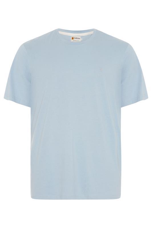 Men's  FARAH Blue T-Shirt