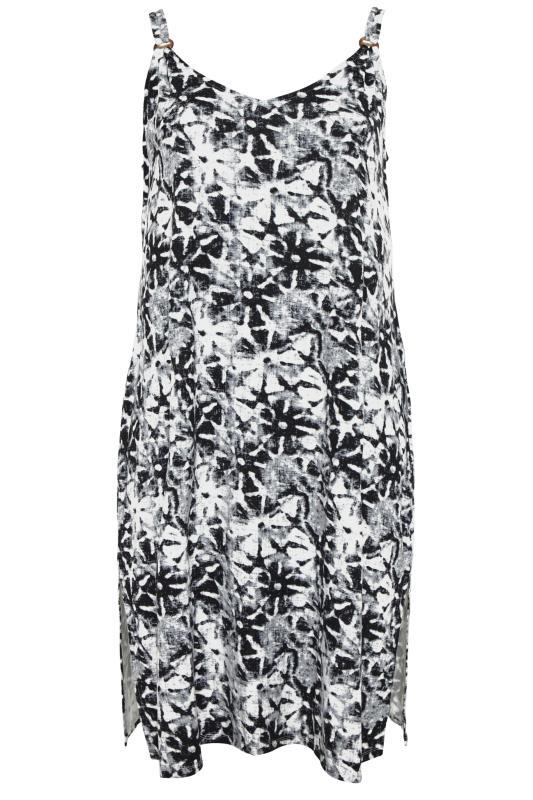 Black Floral Ring Detail Dress_F.jpg