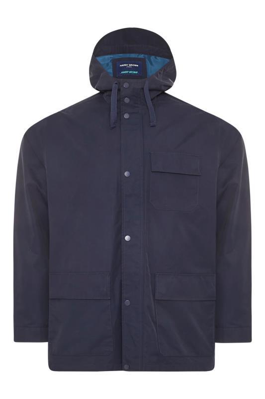 Men's  HARRY BROWN Navy Spring Jacket