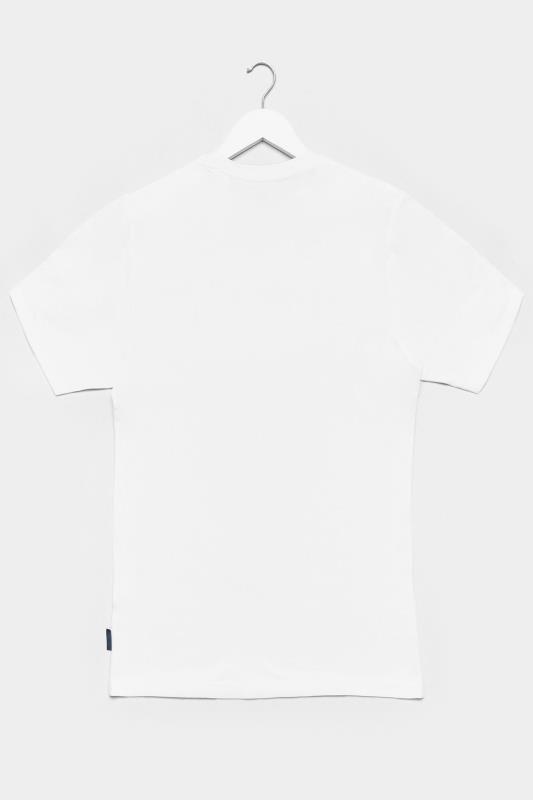BadRhino White Recycled Plain T-Shirt_BK.jpg