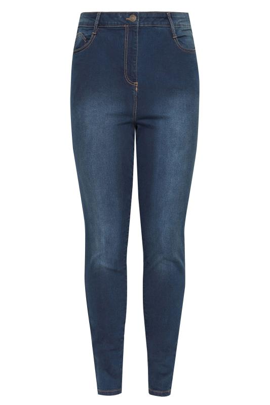 Tall  LTS Indigo Blue Skinny Stretch AVA Jeans
