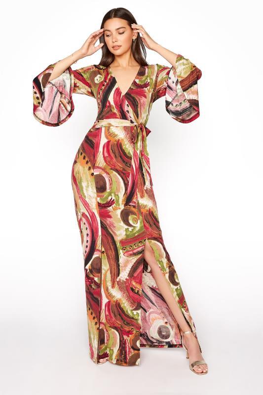 LTS Red Flute Sleeve Maxi Dress_A.jpg