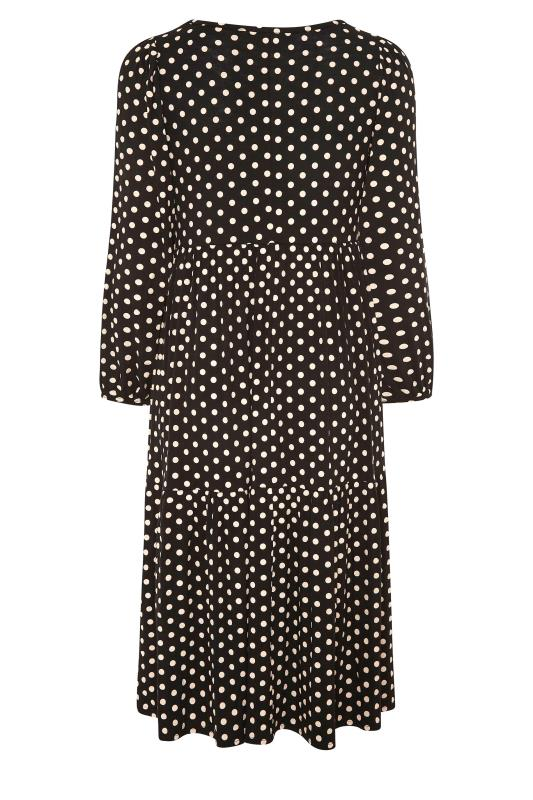 Black Polka Dot Tiered Midaxi Dress_BK.jpg
