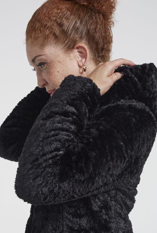 Point Zero Reversible Faux Fur Jacket