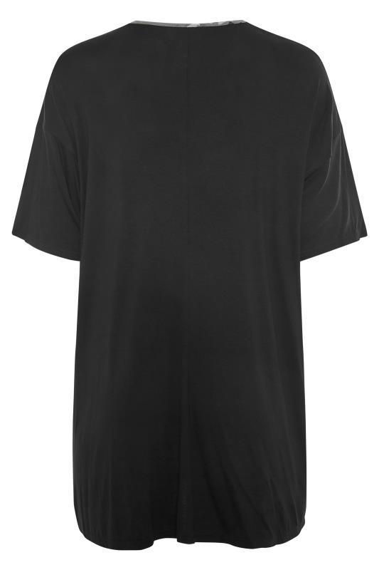 LIMITED COLLECTION Black Camo Pocket T-Shirt_BK.jpg