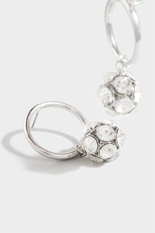 Silver Diamante Ball Hoop Earrings_D.jpg