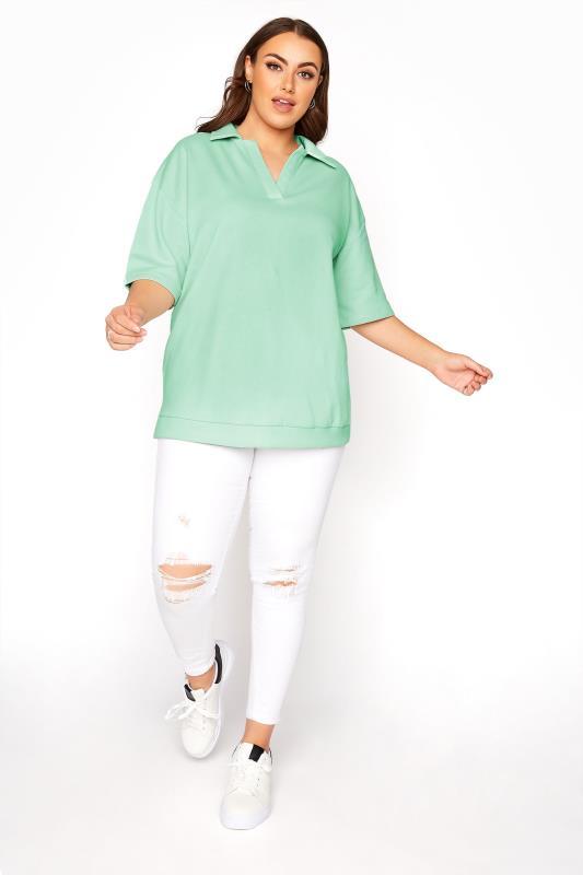 Mint Green Polo Sweatshirt_B.jpg