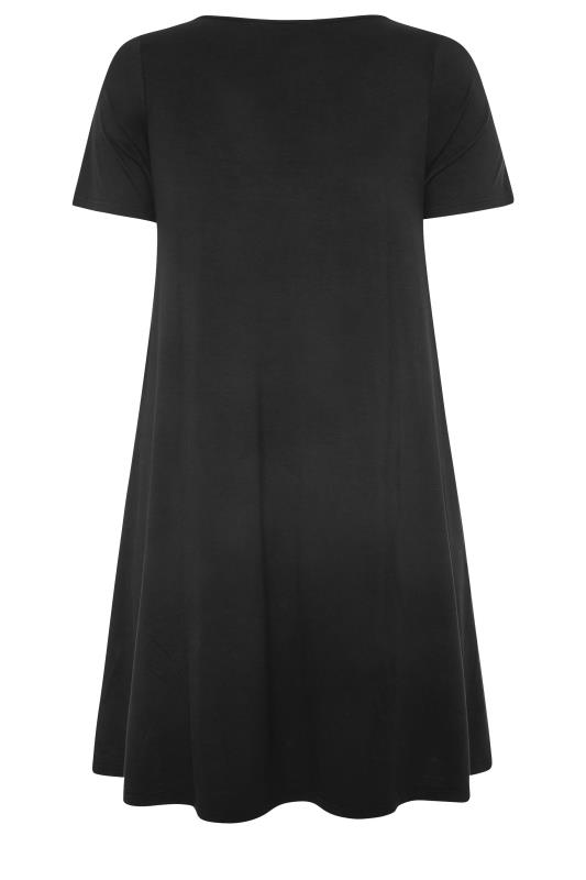 Black Drape Pocket Midi Dress_BK.jpg