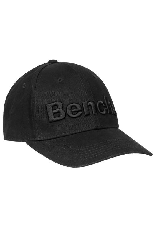 Plus Size Hats BENCH Black Michell Cap