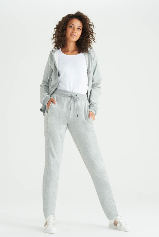 Quilted Side Stripe Jogger