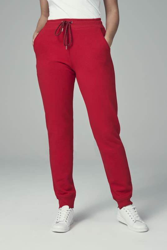 Tall Trousers Soft Rib Detail Jogger