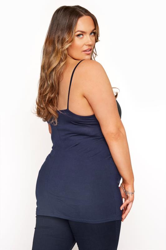 BUMP IT UP MATERNITY Navy Cami with Secret Support_D.jpg