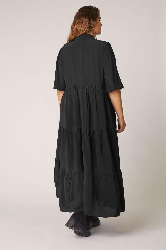 THE LIMITED EDIT Black Tiered Dress_C.jpg