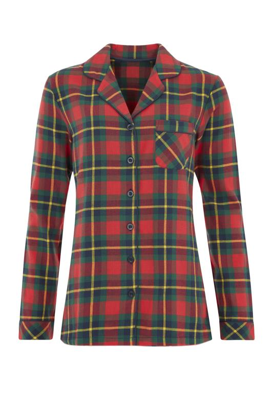 Finchley Check PJ Top
