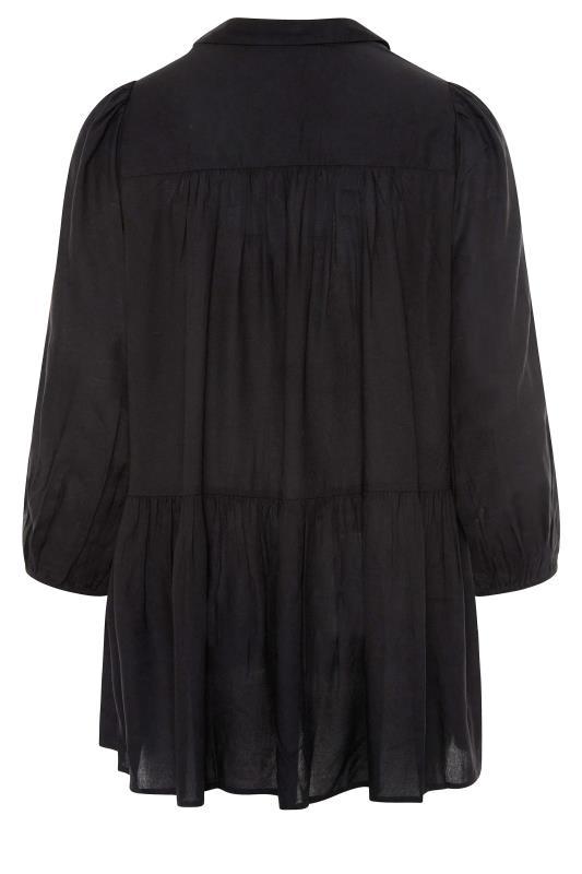 Black Smock Tiered Tunic Blouse_BK.jpg