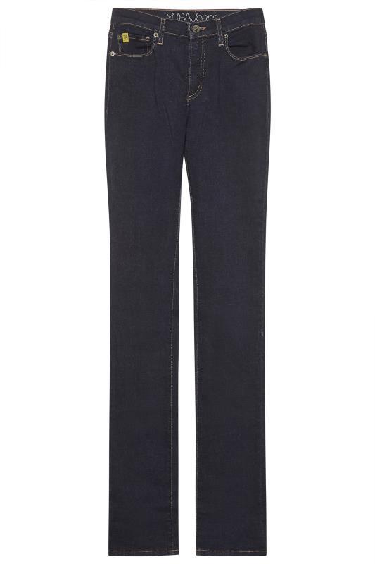 YOGA JEANS Indigo Blue Vertigo Slim Leg Jeans