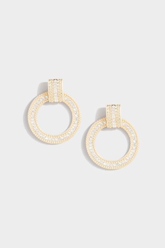 Gold Rope Diamante Hoop Earrings_153803.jpg