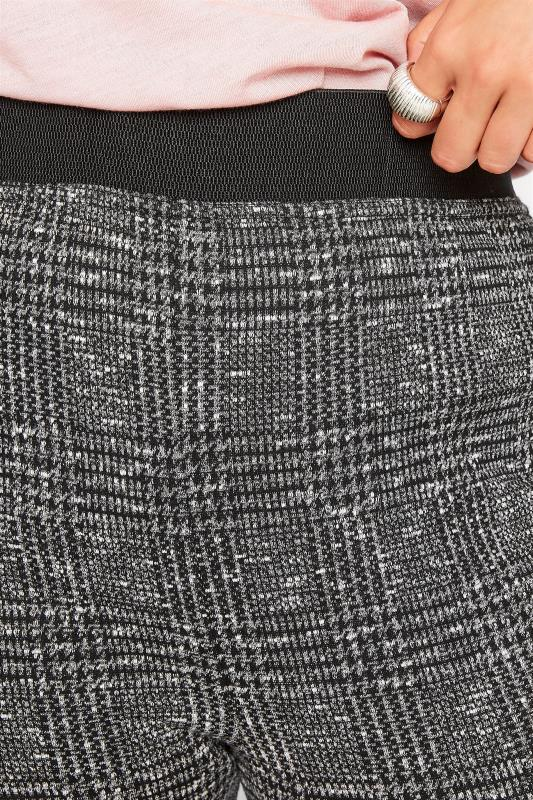 Grey Boucle Check Slim Fit Trousers_D.jpg