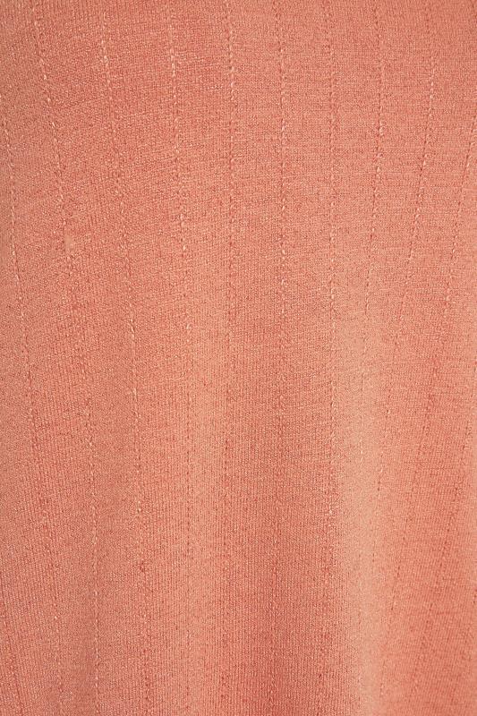 LTS Orange V-Neck T-Shirt_S.jpg