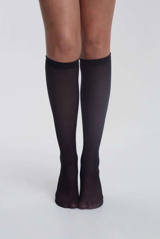 Truly Tall 15 Denier 3 Pack Knee Highs