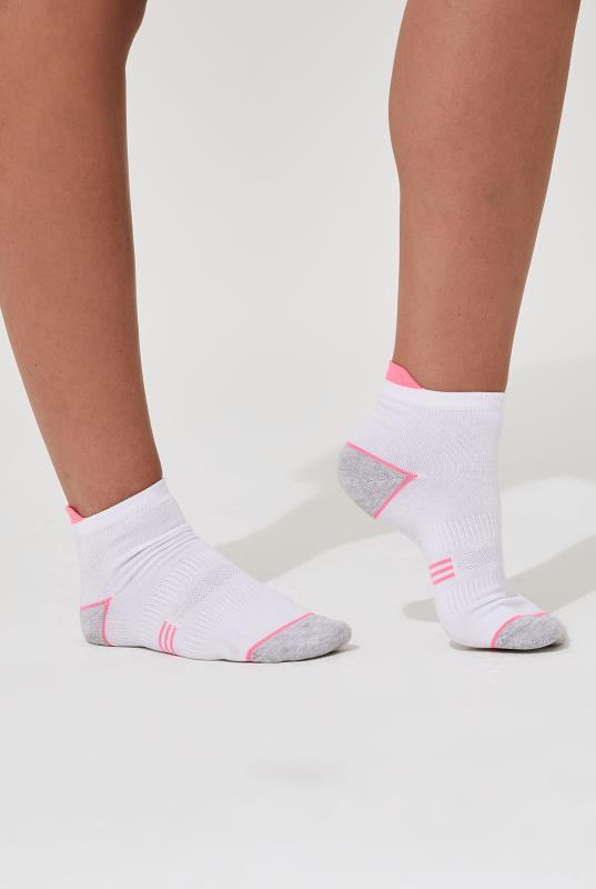 2 Pair Cotton Comfort Sport Socks