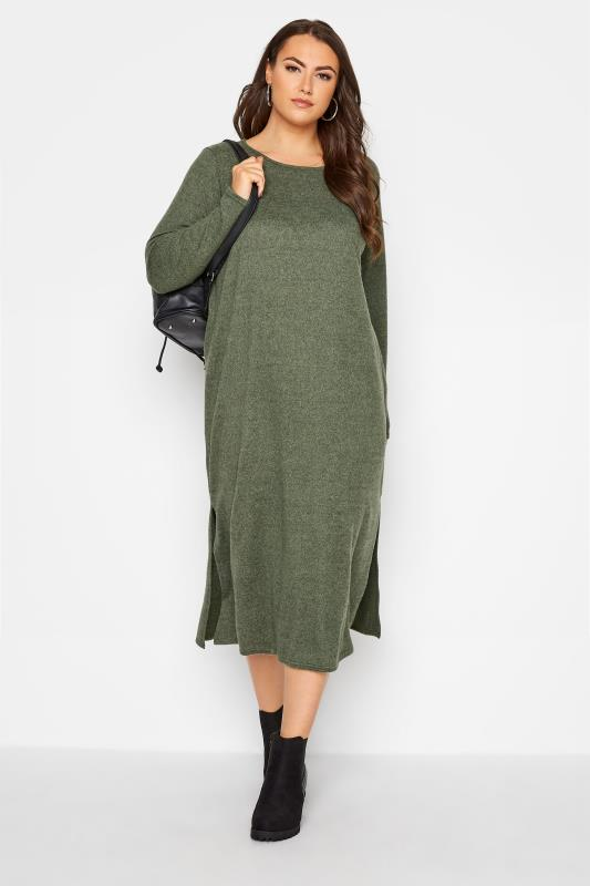 Green Knitted Jumper Dress_B.jpg