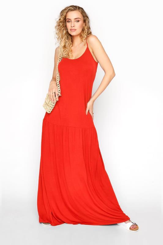 LTS Coral Strappy Drop Waist Maxi Dress_B.jpg