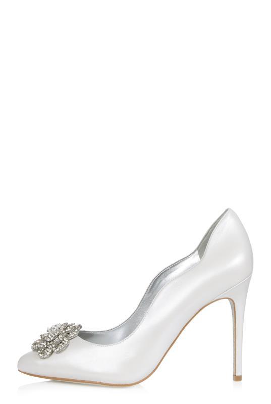 Silver Nine West Elizza Heel