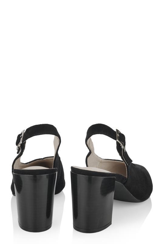 LTS Miranda Leather Slingback