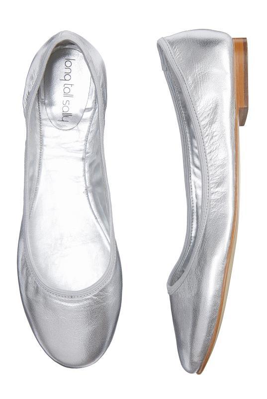 LTS Sara Flexi Leather Ballerina