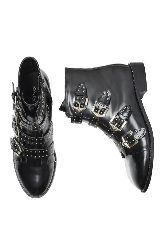 LTS Storm Studded Ankle Boot