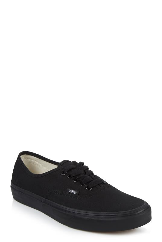 Tall Lace Ups Vans Authentic